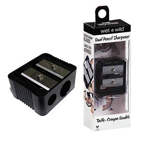 (6 Pack) WET N WILD Dual Pencil Sharpener