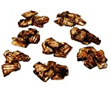 Cheap Tail Starters Dog Bones, Whole Beef Rib Center Bone Chew Treats for Aggressive Chewers, Made in USA with Hickory Smoked America Grass Fed Beef Included, Top Choice for Small Breeds