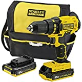 STANLEY FATMAXFMC601D2S-XE18V Lithium-ion Drill Driver Kit