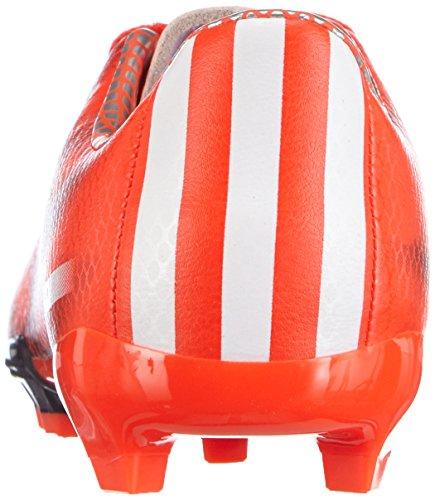 Adidas F10 Fg Junior Fotball Cleats Røde