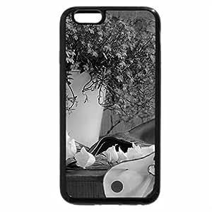 iPhone 6S Plus Case, iPhone 6 Plus Case (Black & White) - Delicate Still Life