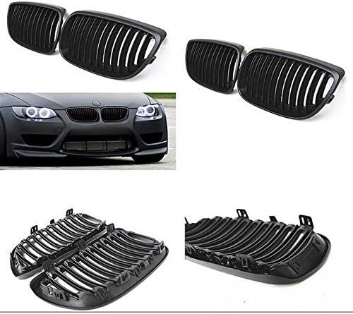 BMW 3 E92//E93 2006-2010 Paraurti Anteriore Nebbia Lampada COPERCHIO GRIGLIA SINISTRO N//S