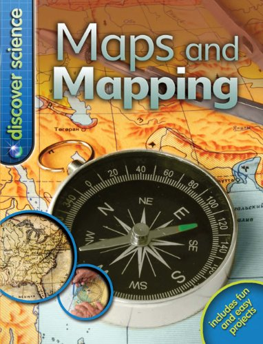 Image of Discover Science: Maps and Mapping