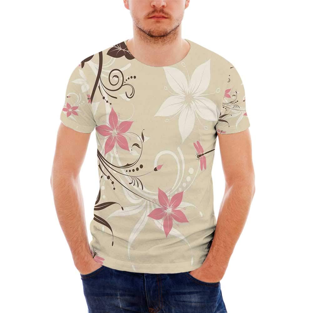 Tree of Life Fashionable T Shirt,for Men,S
