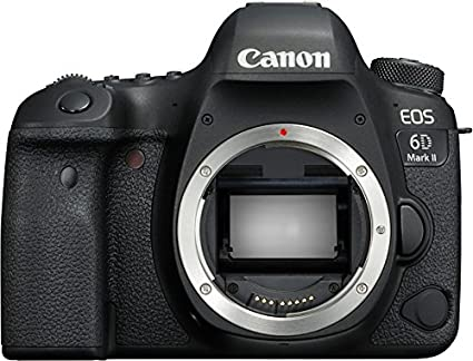 Canon EOS 6D Mark II DSLR Camera (Body Olny)