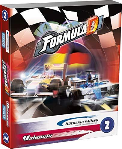 Formula D: Exp 2 Valencia / Hockenheim
