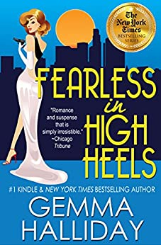 Fearless in High Heels (High Heels Mysteries #6): a Humorous Romantic Mystery by [Halliday, Gemma]
