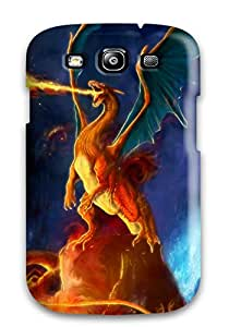 Alex D. Ulrich's Shop Hot Fashion Protective Pokemon Case Cover For Galaxy S3 1335560K92860278