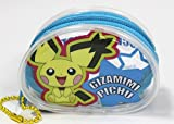 Pokemon Purses purse theater version diamond pearl wallet Giza Mimi Pikachu