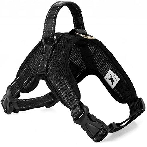 Thmyo Dog Harnesscomfort Control Dog Breathable Walking Harness