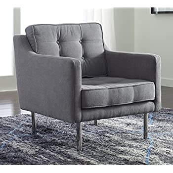 Amazon Com Tommy Hilfiger The Sylvia Chair In Luxe Gray