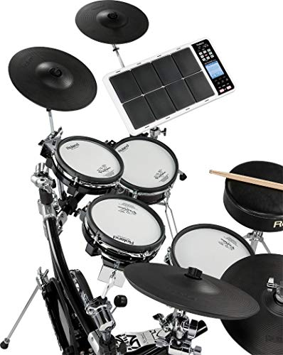Roland OCTAPAD Digital Percussion Pad, black (SPD-30-BK) by Roland (Image #5)