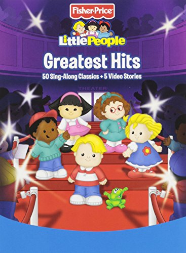 Music : Fisher-Price Little People Greatest Hits 50 Sing-Along Classics + 5 Video Stories