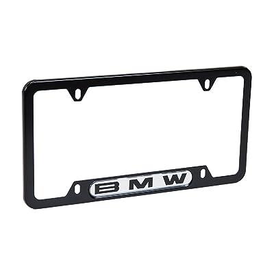 BMW 82-12-0-010-398 Plate Frame: Automotive