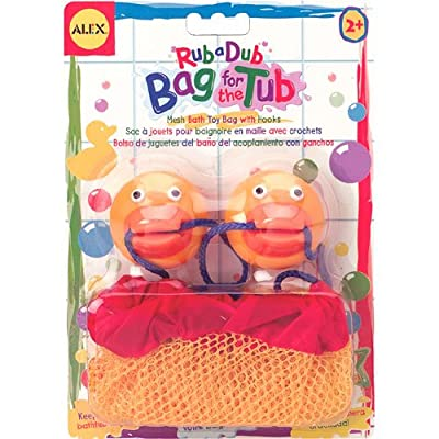 Rub A Dub Bag For The Tub Mesh Bag by Alex