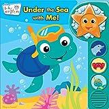 little einstein board books - Baby Einstein - Under the Sea with Me! Sound Book - PI Kids