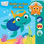 Baby Einstein Kids II Custom Frame: Under the Sea with Me! 9781450868136