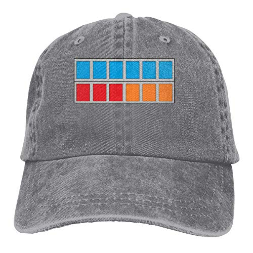 Imperial Officer Insignia Pattern Cowboy Style Personalized Snapback Hats ()
