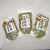 澤田食品 いか昆布 80g×3パック