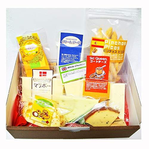 グルメギフト 箱入 チーズ & ピコス 10種類 詰め合わせ