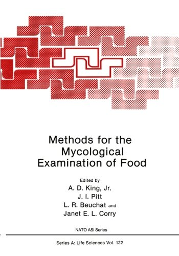 Methods for the Mycological Examination of Food (Nato Science Series A:)