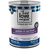 Cheap I&Love&You Dog Food Can Gobble It Up, 13 oz