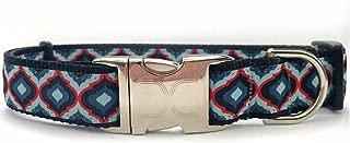product image for Diva-Dog 'Midnight Lantern' Custom Engraved Dog Collar