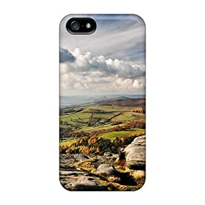 Fashionable Style Cases Covers Skin For Iphone 5/5s- Stunning Scenery Black Friday