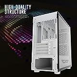 darkFlash Micro ATX Mini ITX Tower MicroATX
