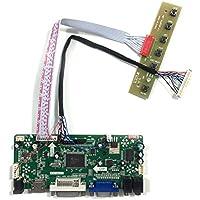 VSDISPLAY HDMI VGA DVI Audio LCD Driver Board For 10 8.9 HSD100IFW1 HSD089IFW1 CLAA089NA0ACW CLAA102NA0ACW 1024x600 30Pin LCD Panel