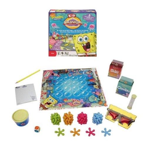 Nickelodeon Cranium Spongebob Squarepants Hasbro 16580
