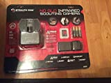 Stealth Cam SC36NG 8Gb SD Card & (6)AA Duracell Combo, Flat Dark Earth