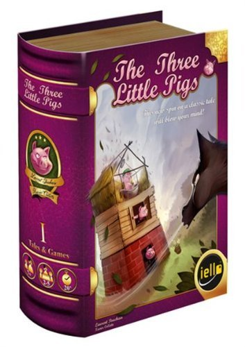 Three Little Pigs House (The Three Little Pigs Board Game)