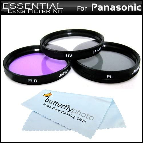 Circular Polarizer Multicoated C-PL for Panasonic HDC-HS700K 46mm Multithreaded Glass Filter