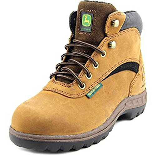 John Deere Women's JD3524 Boot, brown, 8 Medium US