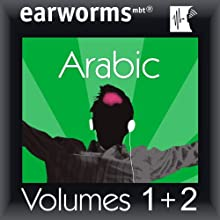 Rapid Arabic: Volumes 1 & 2 Audiobook by  earworms Learning Narrated by Marlon Lodge