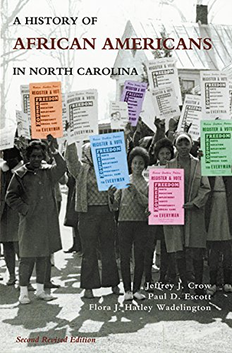 History of African Americans in North Carolina (Mall North Carolina)