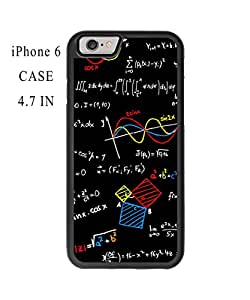 Love Math Formula Love Study Plastic and TPU Case Cover for iPhone 6 - 4.7 Inch (Laser Technology)
