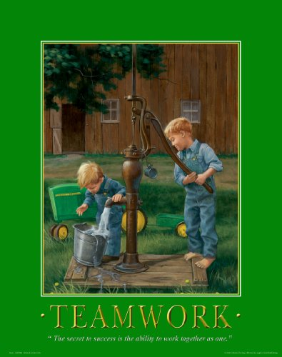 tractor poster for kids