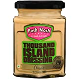 Posh Nosh Thousand Island Dressing 240 gm (Classic Flavour)