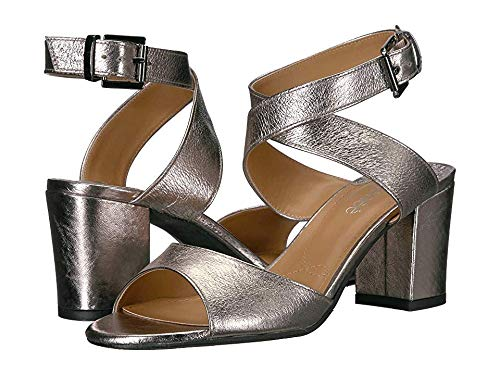 J. Renee Women's Drizella Taupe Metallic 9 W US