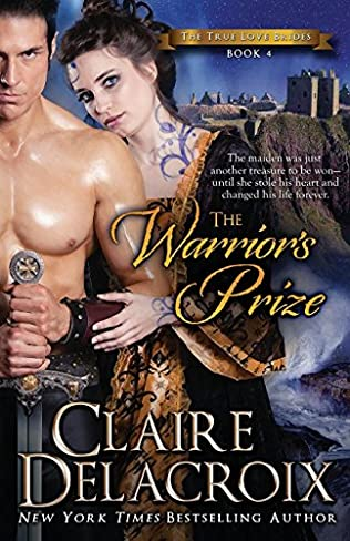 book cover of The Warrior\'s Prize