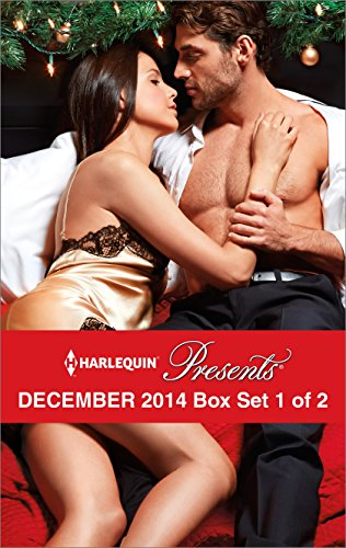 book cover of Harlequin Presents December 2014 - Box Set 1 of 2