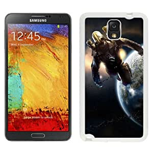 New Beautiful Custom Designed Cover Case For Samsung Galaxy Note 3 N900A N900V N900P N900T With Spaceman Art (2) Phone Case