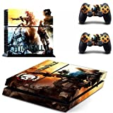 Cheap TITAN FALL 2 STYLISH DESIGN SKIN VINYL FOR SONY PS4 AND CONTROLLER