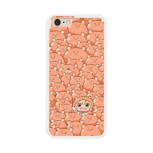 The best gift for Halloween and ChristmasiPhone 6 plus 5.5 inch Cell Phone Case White himouto umaru chan (Halloween Chibi Maker)