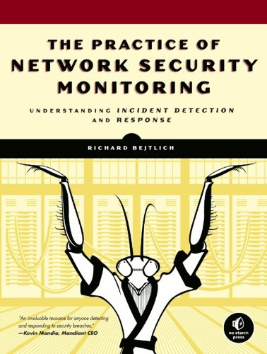 The Practice of Network Security Monitoring Front Cover