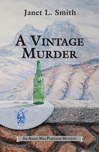 A Vintage Murder (An Annie MacPherson Mystery Book 3) by [Smith, Janet L.]