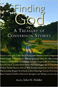 Book Finding God: A Treasury of Conversion Stories by unknown (2012)