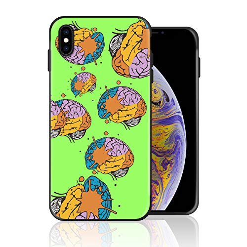 Silicone Case for iPhone 6s and iPhone 6, Design Printed Phone Case Full Body Protection Shockproof Anti-Scratch Drop Protection Cover iPhone 6s and iPhone -